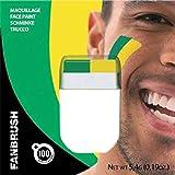 Cotillon d'alsace - Maquillage Fanbrush Brésil
