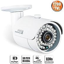 SW 1200TVL videocamere di sicurezza per esterni,