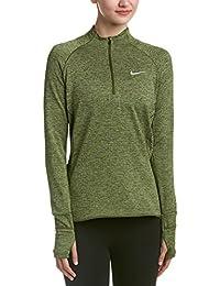 Nike Element Sphere 1/2Zip–Top à manches longues pour femme