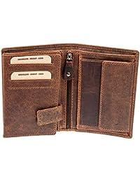 52293d2e37736e GREENLAND Montana Herren Geldbörse Portemonnaie Geldbeutel Büffelleder 182- 25