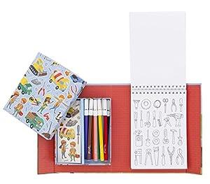 Tiger Tribe 6-0238 Libro/álbum para Colorear Libro y página para Colorear - Libros y páginas para Colorear (Libro/álbum para Colorear, 48 páginas, Niño, Niño, 3 año(s))
