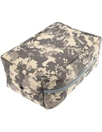 Generic MC : Waterproof Nylon Tactical Molle System Waist Bag Medical Military First Aid Nylon Sling Pouch Durable
