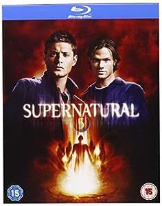 Supernatural - Complete Fifth Season [Blu-ray] [2010]