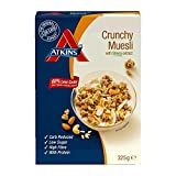 Atkins Crunchy Muesli, weniger Kohlenhydrate, 325 Gramm