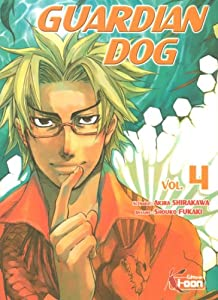 Guardian Dog Edition simple Tome 4