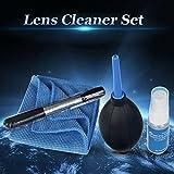 Favourall - Kit di pulizia per fotocamere reflex, obiettivi, cellulari, smartphone
