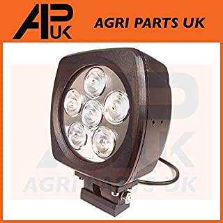 60W CREE LED Work Light Lamp 10-30V Flood Beam Digger Tractor Lorry ATV