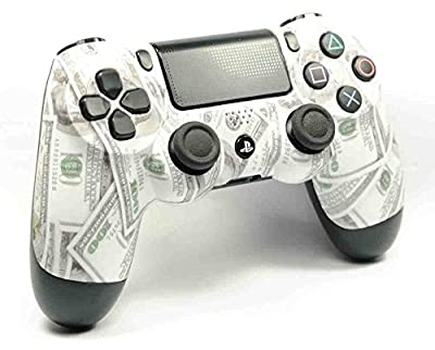 100 Dollar PS4 Custom Wireless Controller - Sony Playstation Dualshock 4 - Control Blast UK