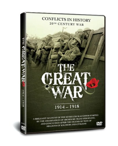 The Great War 1914-1918 [DVD] [UK Import]