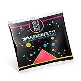 Mach Dich Bunt GmbH Mikrokonfetti - Holi Farben, Farbe:Pink
