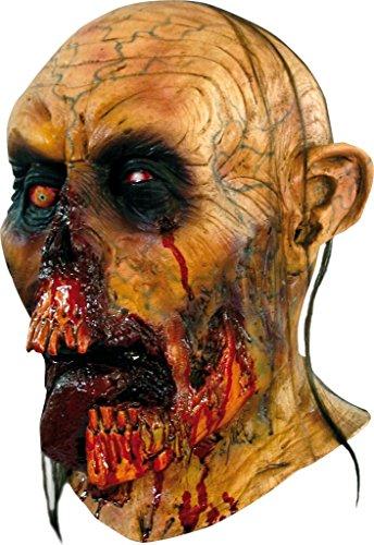 Zombie-Halloween-Maske Tongue - Kostüme Ghoulish