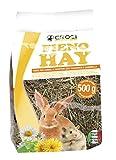 Croci comida heno Taraxacum/camomila para pequeños animales 500G