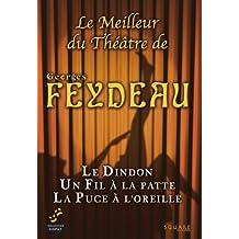Feydeau (Coffret Théâtre 3 DVD) : fil à la patte ; puce à l'oreille ; le dindon