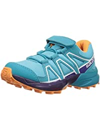 sports shoes c02e6 465ef Salomon Speedcross Bungee K, Zapatillas de Trail Running Unisex Niños