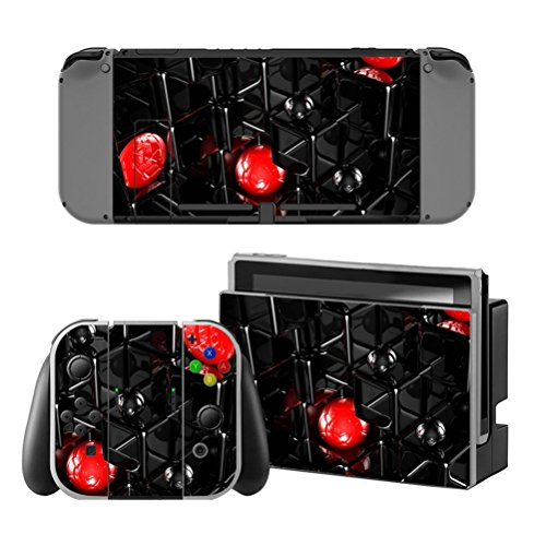 Zhhlaixing Skin Sticker Vinyl Decal Case para Nintend Switch Game Accessories ZY0043 51qkRknW2fL