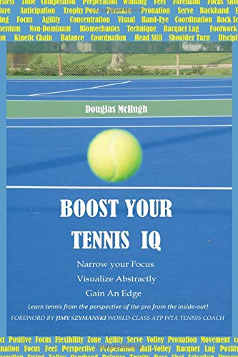 Boost Your Tennis IQ: Narrow Your Focus, Visualize Abstractly, Gain an Edge