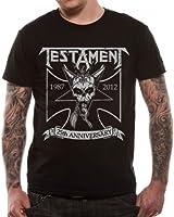 Loud Distribution Testament - Anniversary Men's T-Shirt