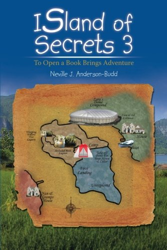 Island of secrets 3 : to open a book brings adventure