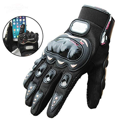 IMmps Touchscreen Handschuhe Motorrad Motocross Schutzausrüstung Rennhandschuhe-T37642-XXL