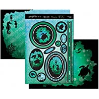 Hunkydory Twilight Under the Sea Luxury Topper Set - Underwater Wishes