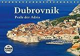 Dubrovnik - Perle der Adria (Tischkalender 2019 DIN A5 quer): Dubrovnik - Eine der schönsten Städte am Mittelmeer (Geburtstagskalender, 14 Seiten ) (CALVENDO Orte)