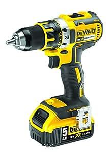 DeWalt DCD790P2-QW Perceuse professional