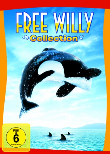 Bild von Free Willy Collection [4 DVDs]