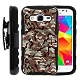 Best GALAXY WIRELESS Cases For Galaxy Core Primes - turtlearmor | Compatible for Samsung Galaxy core Prime Review