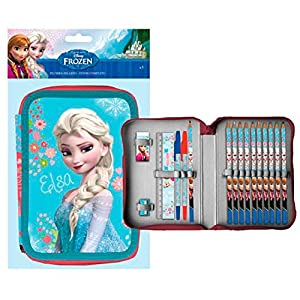 Plumier Frozen Disney 20pz