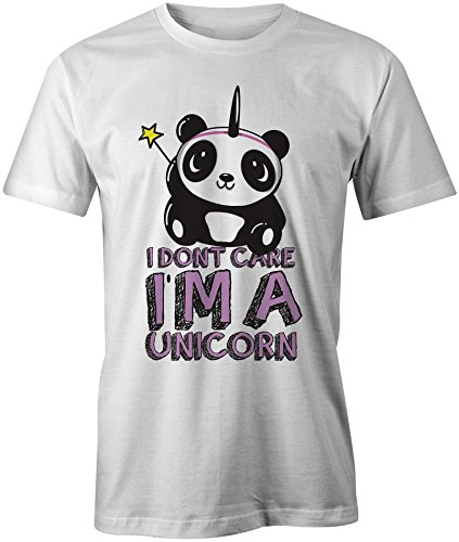 I Dont Care Im A Unicorn Panda
