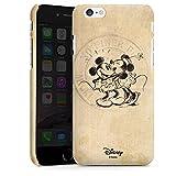 Apple iPhone 6 Hülle Premium Case Cover Disney Minnie & Mickey Mouse Geschenke Merchandise