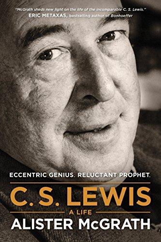 Portada del libro C. S. Lewis -- A Life: Eccentric Genius, Reluctant Prophet by Alister McGrath (2016-03-01)