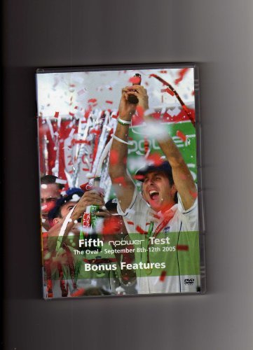 2005 Npower Ashes Test Series - FIFTH npower Test - The Oval 8th-12th September 2005 & Bonus Features - Vine Oval