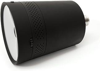 Beam Labs der Smarte Projektor für die Lampenfassung [ Pico Technologie,  Android OS, E27 Fassung Oder Stromkabel, 100 Lumen, reddot Design Award ] - BEAMV1