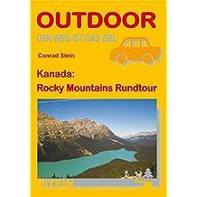 Kanada: Rocky Mountains Rundtour (OutdoorHandbuch)