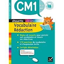 Vocabulaire-Rédaction CM1