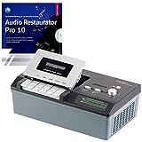 auvisio Kassettenrecorder: USB-Kassetten-Player UCR-2200 zum Abspielen & Digitalisieren (Kassettenrecorder USB) -