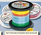 WFT Round Dynamix KG Multicolor 300m, Durchmesser:0.20mm