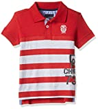 Cherokee Boys' T-Shirt (263629370_Red_7 - 8 years)