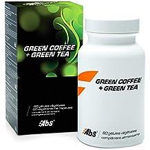 CAFFE VERDE (Svetol ®) + Tè Verde*Efficacia provata clinicamente*400 mg/60 capsule vegetali*Potente brucia-calorie*Rimodella la propria silhouette*100% soddisfatti o RIMBORSATI*Fabbricato in FRANCIA