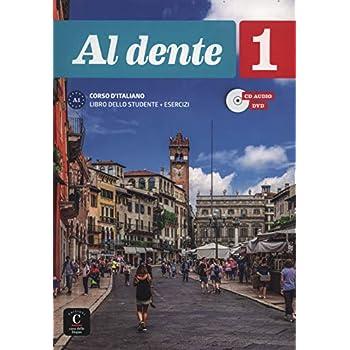 Al dente 1 A1 : Libro dello studente + esercizi (1DVD + 1 CD audio)