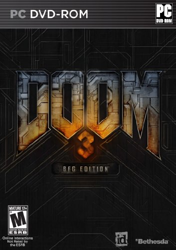 Doom 3 – BFG Edition (PC) 51qkfJ7QkiL