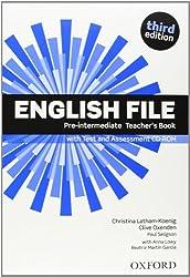 English File : Pre-intermediate teacher's book (1Cédérom)