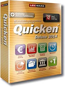Lexware Quicken Deluxe 2014