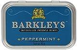Barkleys Peppermint Pfefferminz-Pastillen 6 x 50g