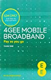 EE 4G/3G Mobile Broadband PAYG Combi Sim * Just Top Up And Connect *
