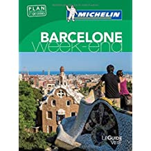 Guide Vert Week-end Barcelone Michelin