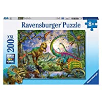 Ravensburger UK 12718 Dinosaurs XXL 200pc Jigsaw Puzzle