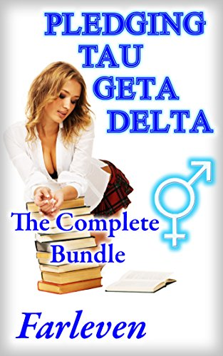 Pledging Tau Geta Delta: The Complete Bundle (English Edition)