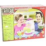 Famoplay - Maquina para hacer helados en forma de espaguetis (Famosa 700011855)